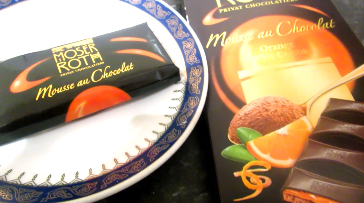 Moser Roth  Dark Chocolate Calories